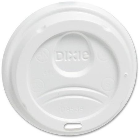 Dixie, DXE9538DXCT, Perfect Touch Cup Dome Lids, 1000 / Carton, -