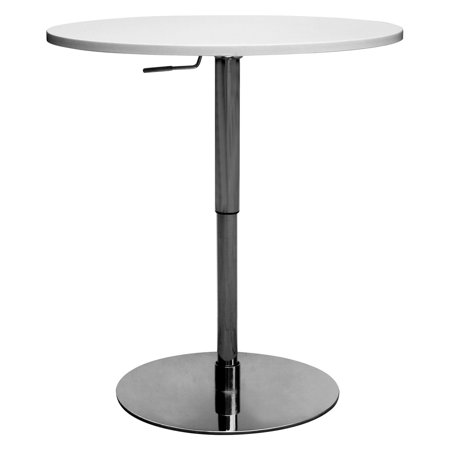 Chintaly John Adjustable Height Pub Table