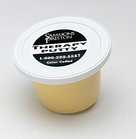 Putty Therapy Med Soft Red - Item Number 50719905 - 1 Eac...