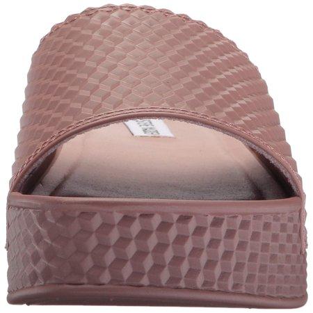 e63f8a0d4615 Steve Madden Women s Sharpie Slide Sandal - image 1 ...