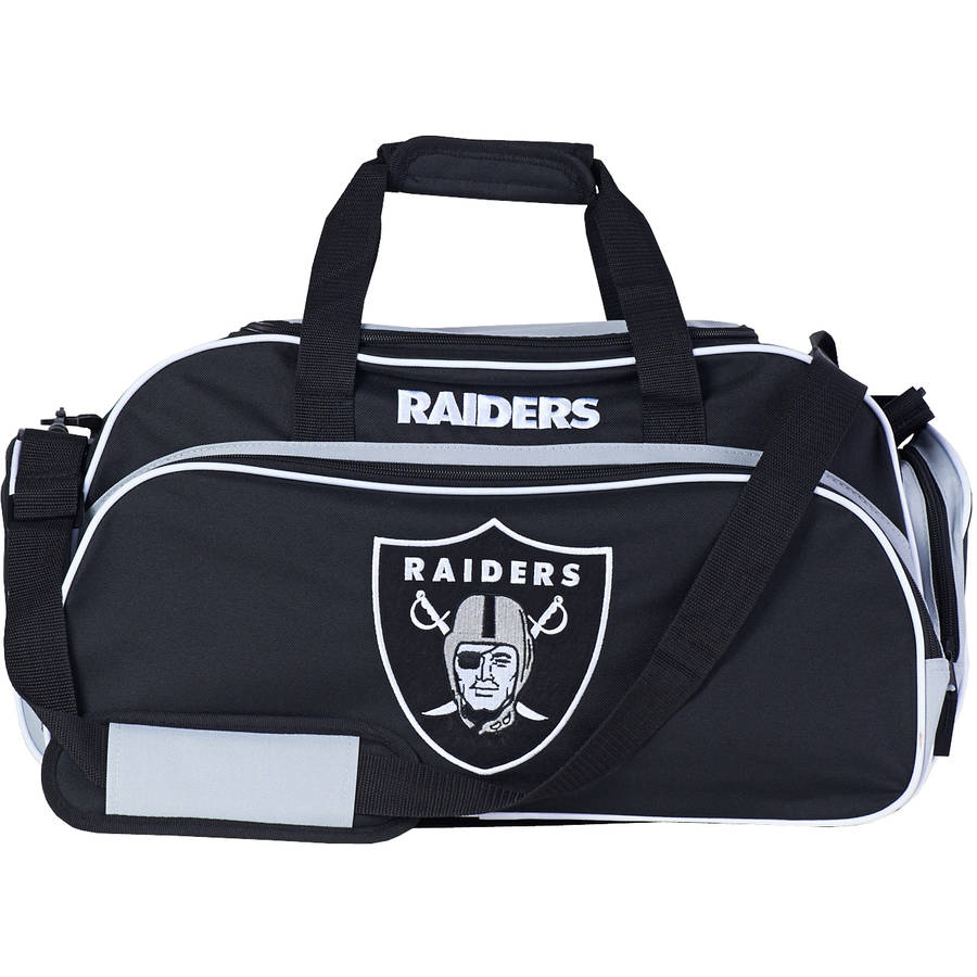 "NFL Oakland Raiders ""Stymie"" Duffel Bag"