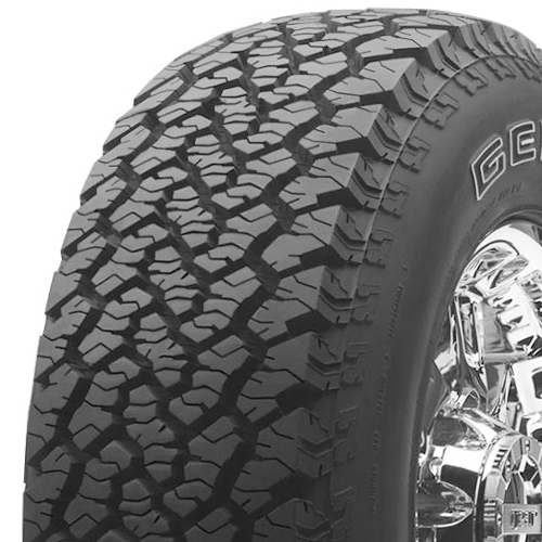 General Grabber AT2 255/70R16 111S OWL All-Terrain tire