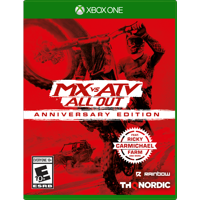 MX vs ATV: All Out Anniversary Edition, THQ-Nordic, Xbox One, 811994021960