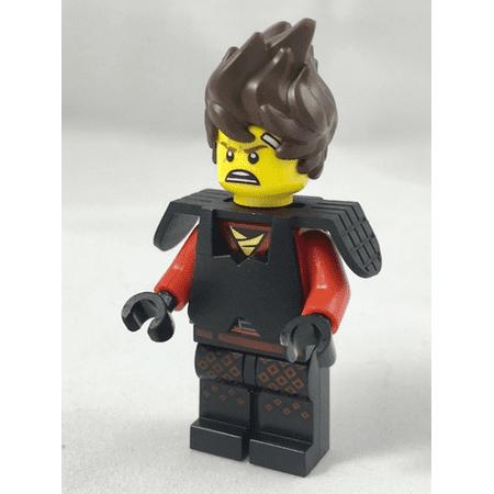 LEGO Collectible Minifigure Series The Lego Ninjago Movie Kai Kendo - Complete Set (Ninjago Lego Kai)
