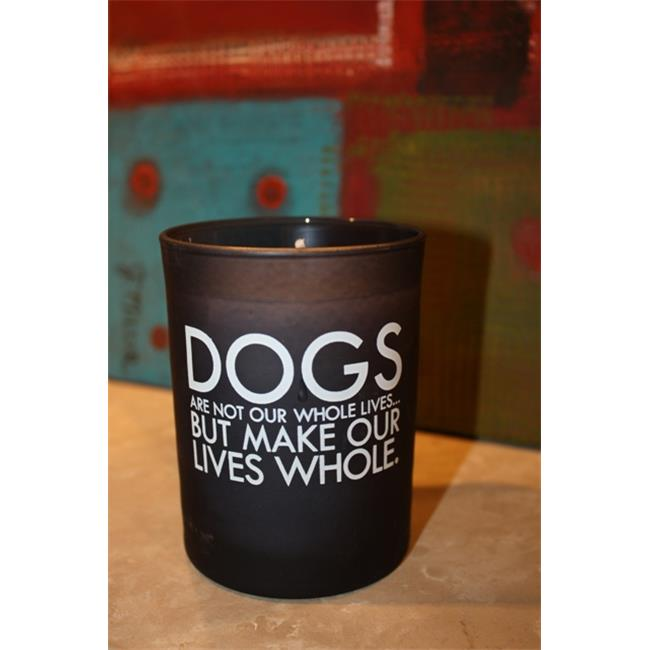 Acadian Candle 5112 Expression Candle, Dogs Whole Life