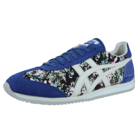 Onitsuka Tiger California 78 Mens Blue Nylon Lace Up Sneakers Shoes