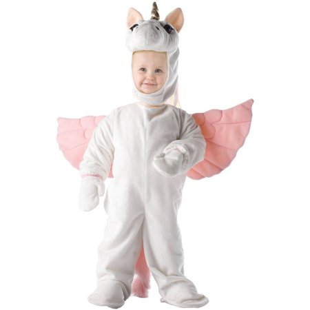 Unicorn Toddler Halloween Costume, Size 3T-4T
