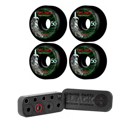 Powell Peralta SPF 56mm Ray Rodriguez Skateboard Wheels With Independent Bearing