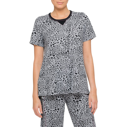ClimateRight by Cuddl Duds Women's Scoop Neck Sleep Tee (Sizes S - 3X)