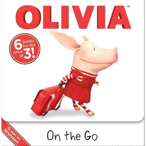 Olivia on the Go: Dinner With Olivia; Olivia and the Babies; Olivia and the School Carnival; Olivia Opens a Lemonade Stand; Olivia Cooks Up a Surprise; Olivia Leads a P