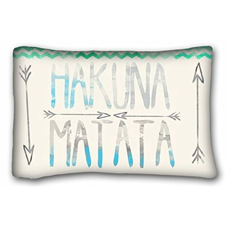 - WinHome Simple Design Cheap Pillowcase Matata Mint Green Stripe Rectangle Pillow Size 20x30 inches Two Sided Print