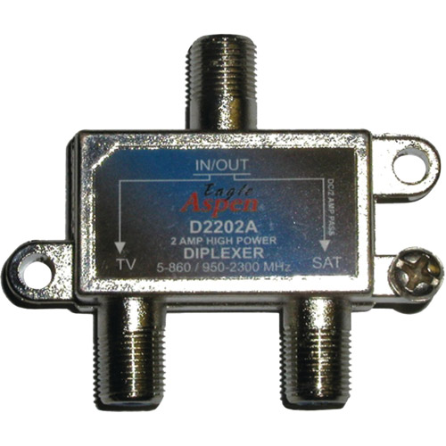 Eagle Aspen D2202A High-Performance 2A Diplexer
