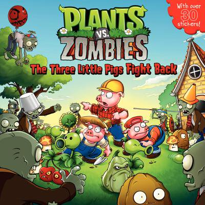 Plants vs. Zombies: The Three Little Pigs Fight covid 19 (Plants Zombies Pattern coronavirus)