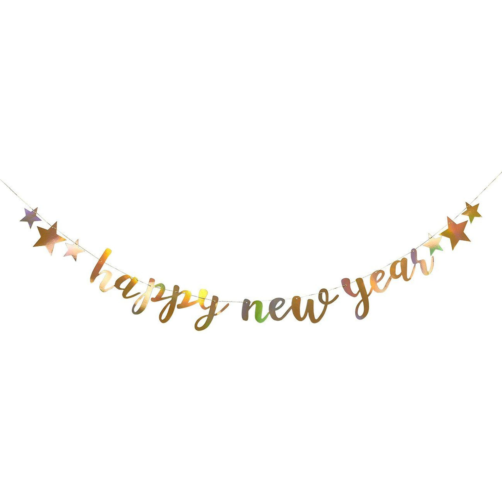 2020 Happy New Years Banner - New Year'S Eve Party ...
