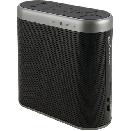 iLive Platinum ISWF476B WiFi Speaker with Rechargeable Battery