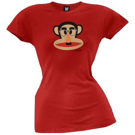 Paul Frank - Groucho Julius Juniors T-Shirt - Paul Frank Merchandise