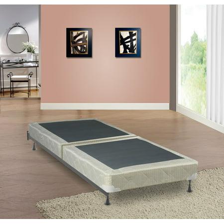 Continental Sleep 8 Inch Split Box Spring Foundation For