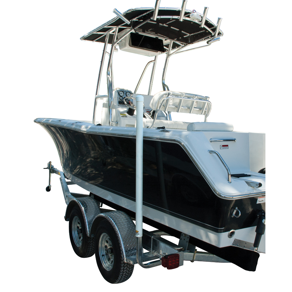 "CE SMITH 60"" POST BOAT GUIDE ON W  I-BEAM MOUNT by CE Smith"