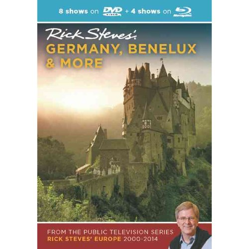 Rick Steves' Germany, Benelux & More DVD & Blu-Ray 2000–2014