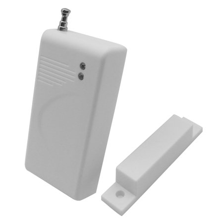 Iztouch Universal 433mhz Gsm Wireless Magnetic Contact Sensor Window