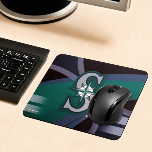 Seattle Mariners Sublimated Mousepad - No Size