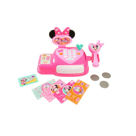 Minnie's Happy Helpers Bowtique Cash Register