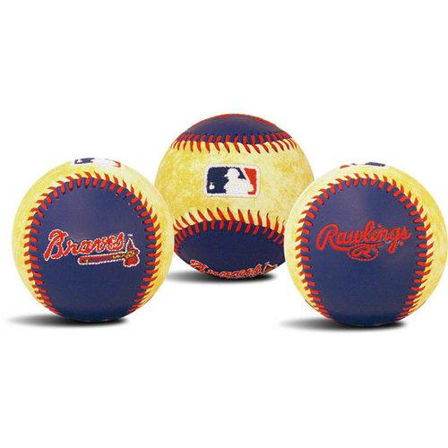 MLB - Atlanta Braves Embroidered Baseball