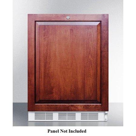 Hidden Evaporator (AccuCold ALB751LIF 24