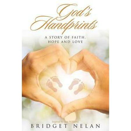 Turkey Handprint (God'S Handprints - eBook)