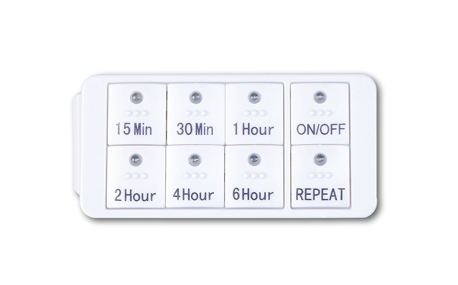 Century smart digital countdown timer with repeat function for light fan appliance by Century
