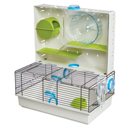 Arcade Hamster Cage (Best Cage For Teddy Bear Hamster)