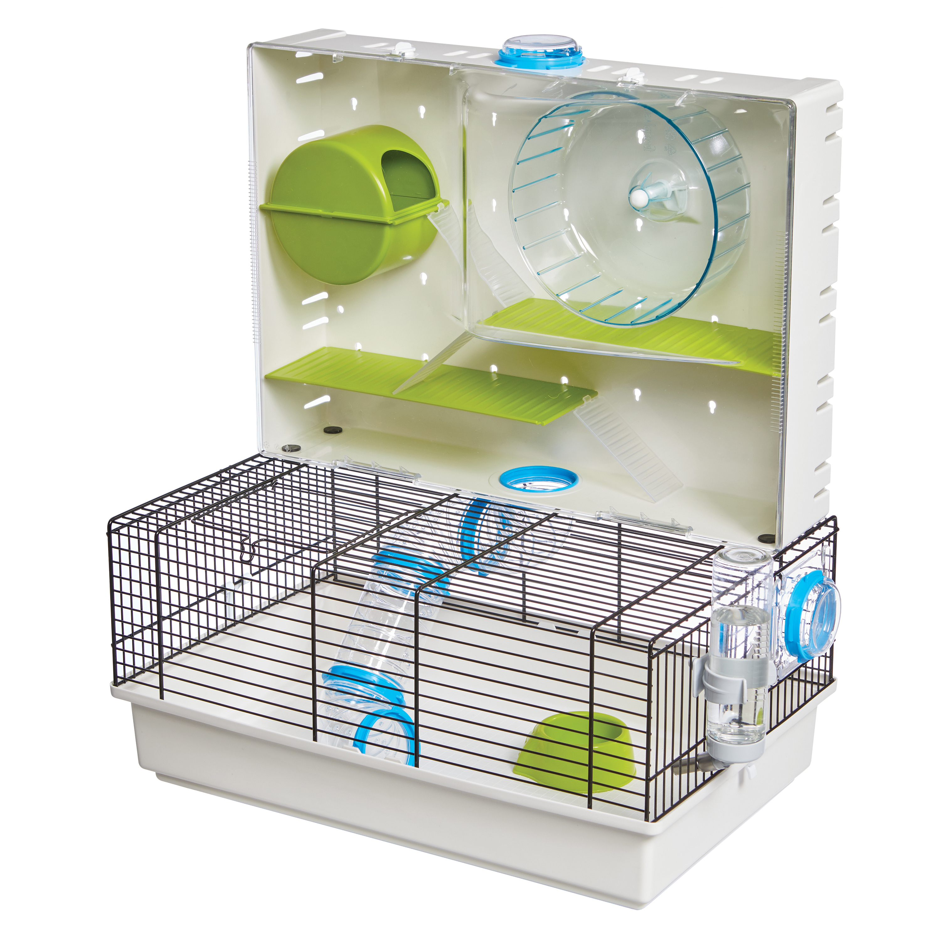 MidWest Homes for Pets Awesome Arcade Hamster Cage