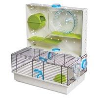 Arcade Hamster Cage