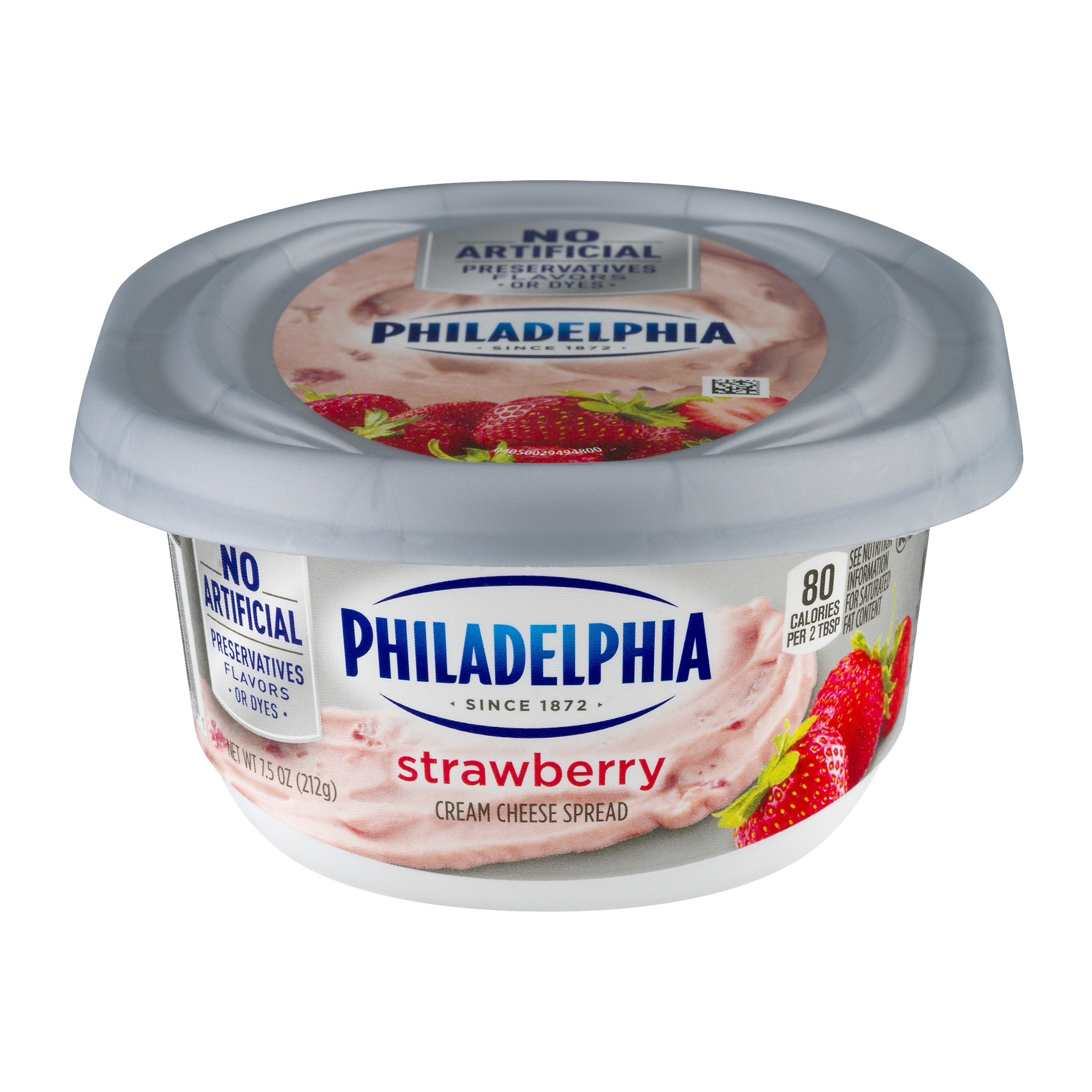 Philadelphia Strawberry Cream Cheese Spread, 7.5 oz