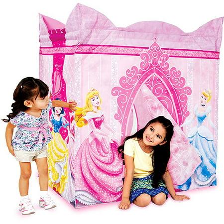Playhut Disney Princess Hide N Fun Play Tent Walmart Com