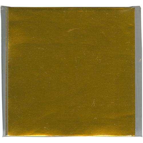 "Origami Paper 3"" x 3"" 100pk, Gold Foil"