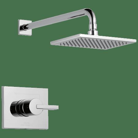 Delta Vero Monitor® 14 Series Shower Trim in Chrome T14253 Lahara Monitor 14 Series Shower