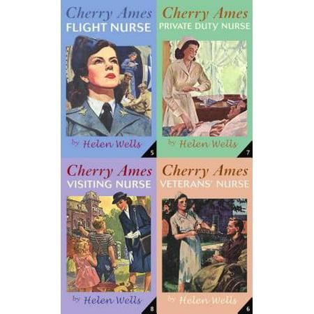 Helen Wells - Cherry Ames Boxed Set 5-8