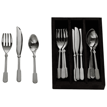 Colonial Utensil Set for 18