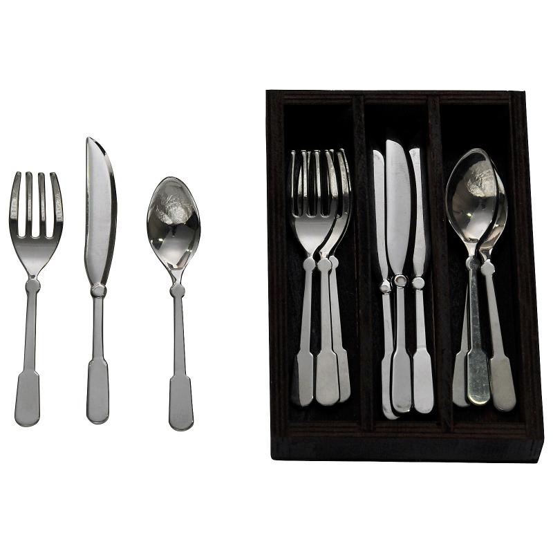 """Colonial Utensil Set for 18"""" Dolls and 18"""" Doll Accessories"""
