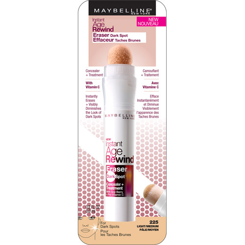 Maybelline Instant Age Rewind Eraser Dark Spot Concealer + Treatment, 0.2 fl oz