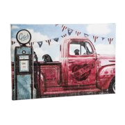 Evergreen Enterprises, Inc Let's Go for a Ride Outdoor Wall Art on Canvas