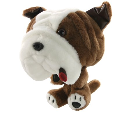 Club Hugger Bulldog Animal Golf Headcover