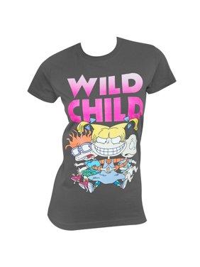 62b5d58d9e4 Product Image Rugrats Wild Child Angelica Women's Tee Shirt