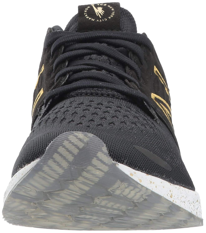 New Balance Women's NYC Fresh Foam Zante V3 Running Shoe, Black, Size 5.5