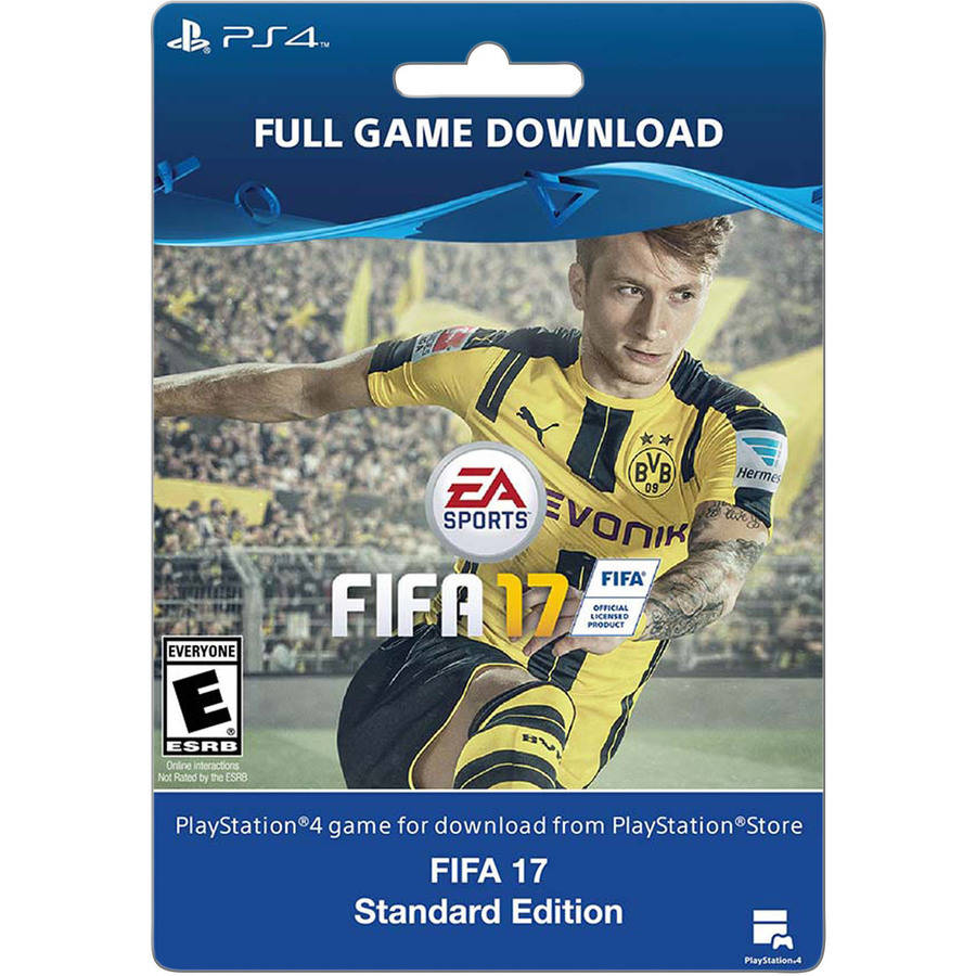 Sony FIFA 17 Standard (email delivery)