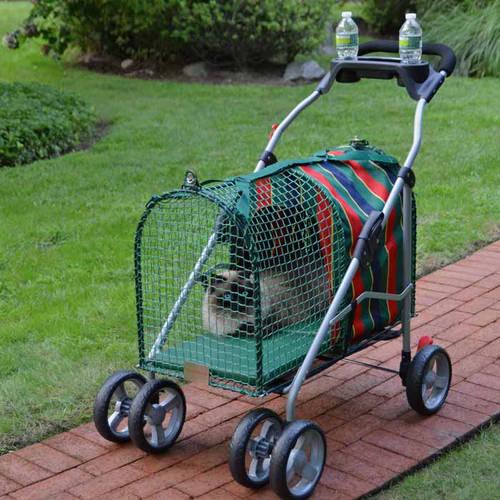 "Kittywalk Classic Pet Stroller SUV, Royale, 31 x 16 x 37.5"""