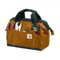 a4a17087 Product Image Carhartt Trade Series Tool Bag, Medium, Carhartt Brown
