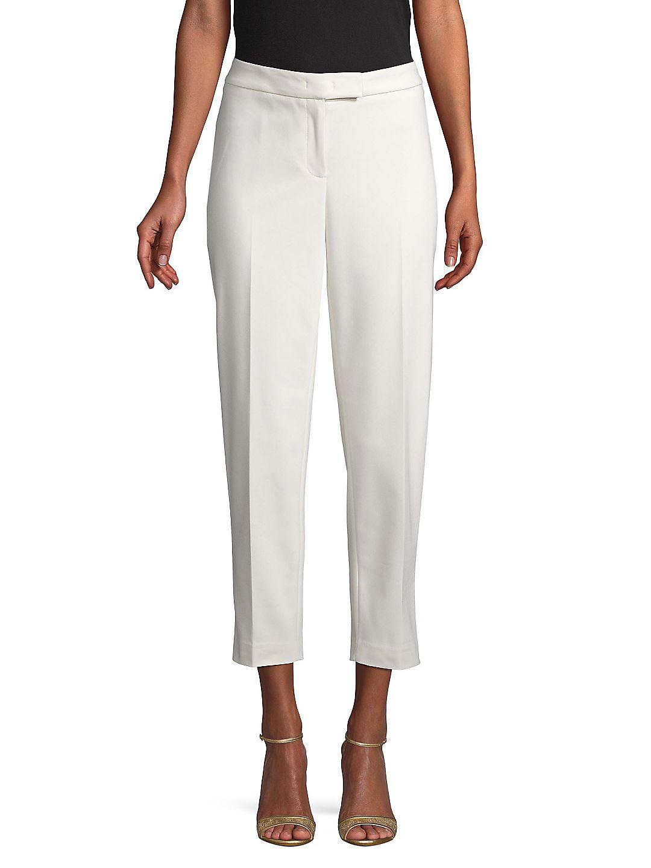Classic Cotton Blend Pants