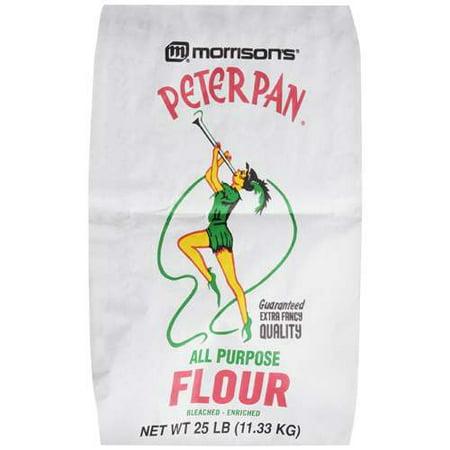 Morrisons All Purpose Peter Pan Flour  25 Lb